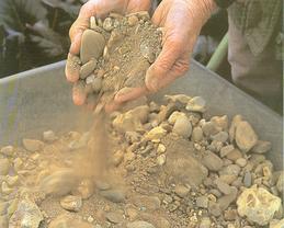 دانلود گزارش کار آزمايشگاه تعيين درصد سنگريزه هاي خاک (soil gravel) به صورت کاملا تصويري