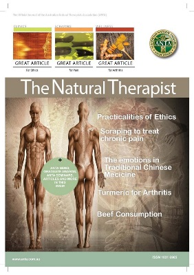 The Natural Therapist 2017