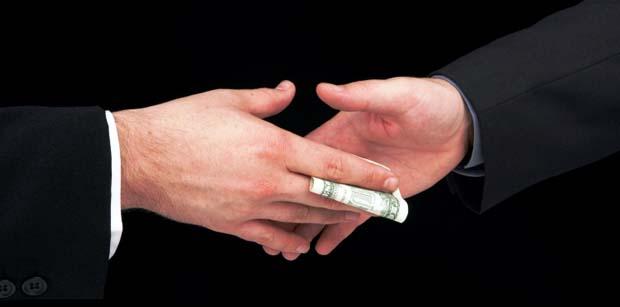 مدل فساد اداری