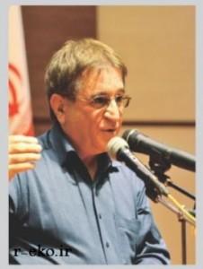 سخنرانی دکتر انوشه