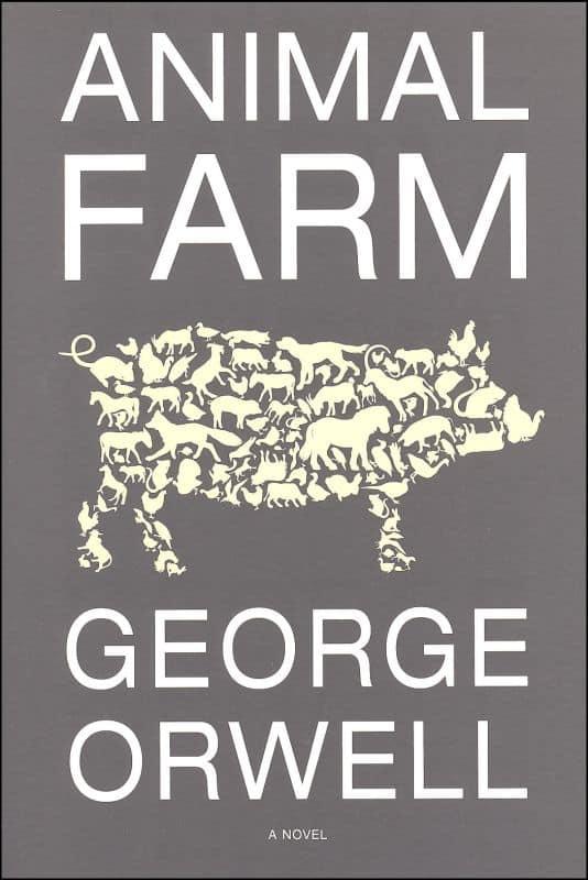 کتاب  رمان زبان اصلی Animal Fram