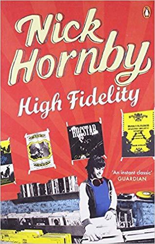 کتاب  رمان زبان اصلی High Fidelity به نویسندگی Nick Hornby