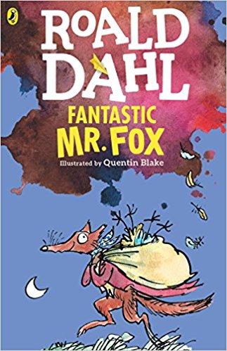 کتاب  رمان زبان اصلی Fantastic Mr Fox به نویسندگی Roald Dahl