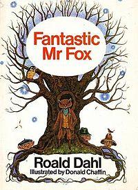 فیلمنامه زبان اصلی از داستان Fantastic Mr Fox
