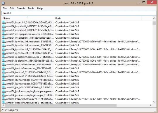 جستجوی سریع  فایل در کامپیوتر Fast Find