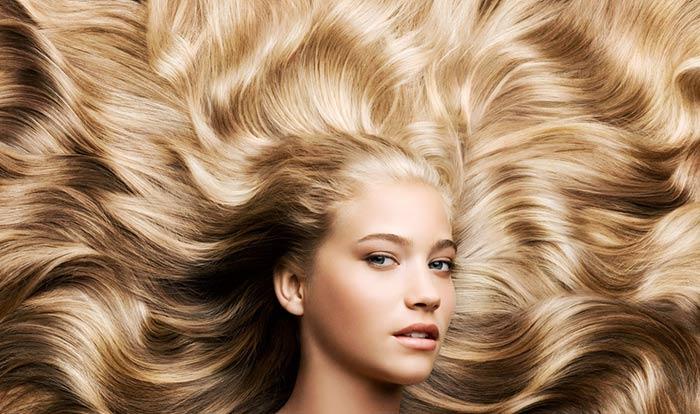 زیبایی مو (تغییر رنگ و پرپشت ،فر یا لخت شدن مو)