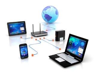 آموزش مباحث متوسط شبکه