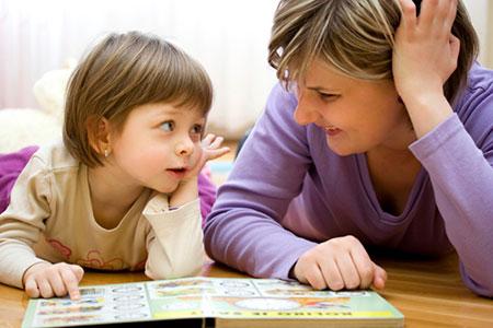 تربیت فرزندان از تولد تا سن بلوغ