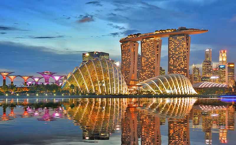 دانلود پاورپوینت آشنایی با کشور سنگاپور