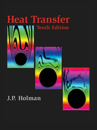 کتاب زبان اصلی انتقال حرارت هولمن ویرایش دهم
