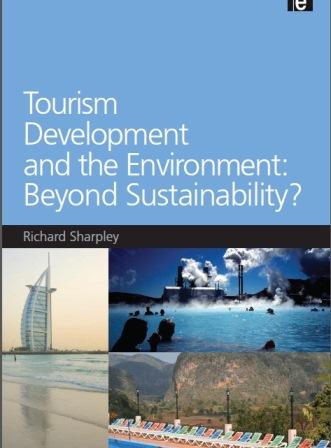کتاب توسعه گردشگری و محیط زیست