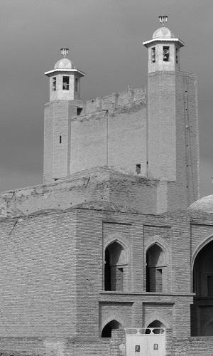 طرح نهایی مرمت مسجد جامع نو جام