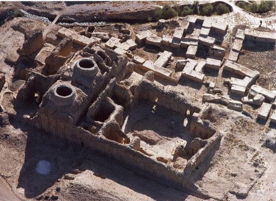 طرح نهایی مرمت حفاظت محوطه باستانی شوش