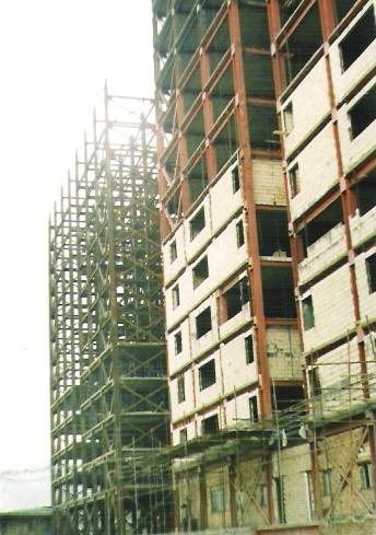 کارآموزی احداث واحدهای مسکونی