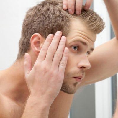 درمان ریزش شدید مو با 10 روش