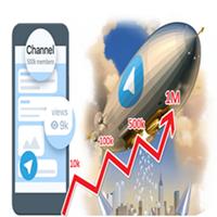 افزایش ممبر تلگرام 100 درصد واقعی و ایرانی!!!