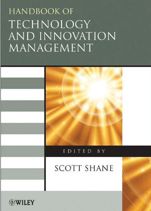 E-Book_Handbook of Technology and Innovation Management_Scott Shane_2008