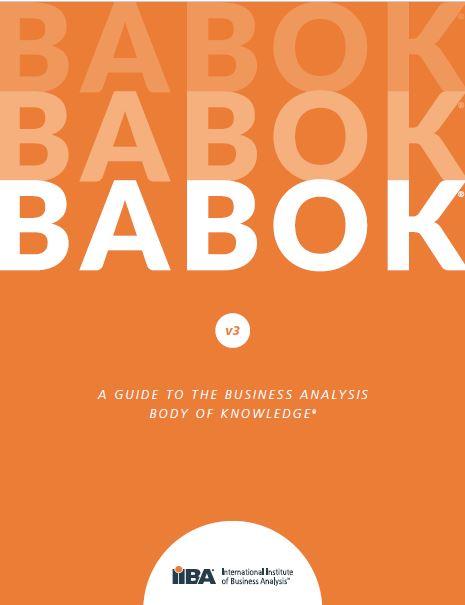 متن کامل انگلیسی _ پیکره دانش تحلیل کسب و کار -  BABOK_v 3 _2015
