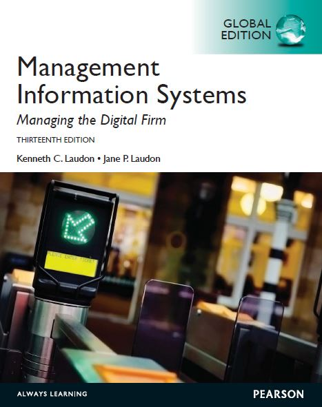 متن کامل انگلیسی_کتاب_سیستم های اطلاعات مدیریت _لادن _Management Information Systems _Laudon-13th ed