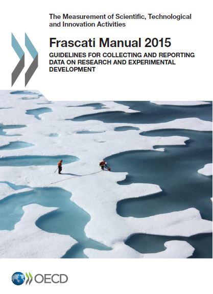 متن کامل انگلیسی _ شیوه نامه فراسکاتی _ Frascati Manual _ 2015