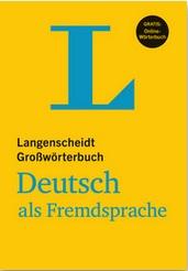 نرم افزار اندروید دیکشنری آلمانی به آلمانی (نرم افزار ویندوز به عنوان هدیه) ( Langenscheidt Großwörterbuch Deutsch als Fremdsprache )