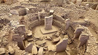 پاورپوینت مطالعه و شناخت باستان شناسی و معماری محوطه گوبک لی تپه ترکیه