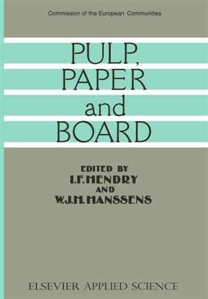 Pulp , Paper And Board