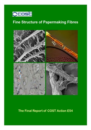 Fine Structure Of Papermaking Fibers
