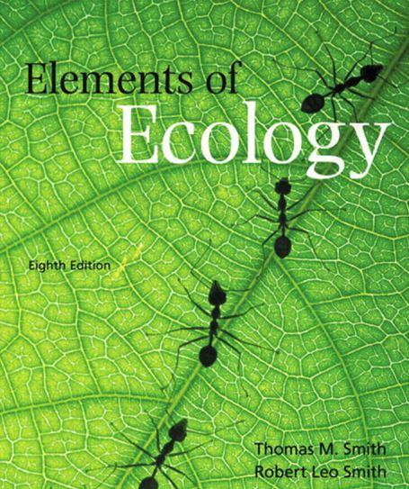 دانلود کتاب Elements of Ecology