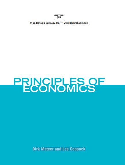 دانلود کتاب مبانی اقتصاد Principles of Economics