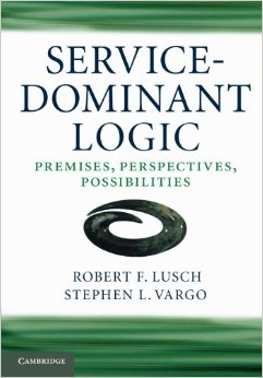 کتاب لاتین منطق چیرگی خدمات Service-Dominant Logic: Premises, Perspectives, Possibilities
