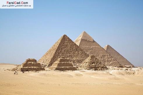 بناهای معروف مصر