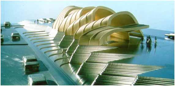 بهترین تحقیق درمورد معماری فولدینگ