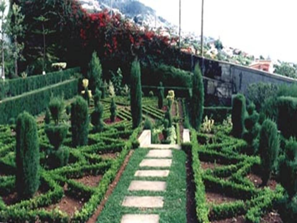تاریخ باغ سازی