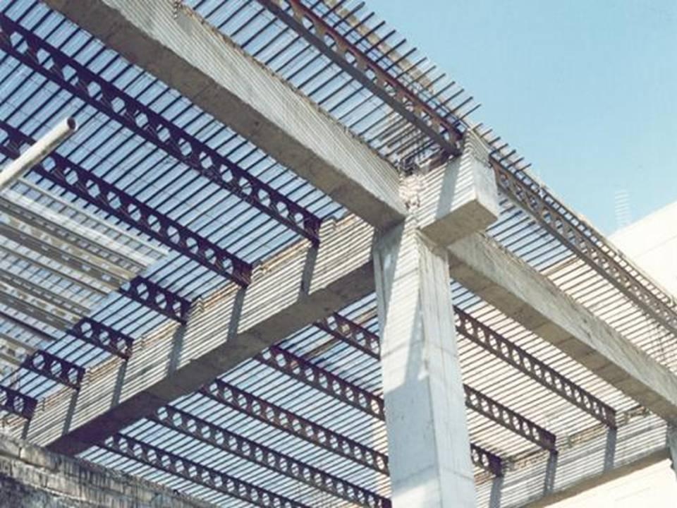 بررسی رفتار سقف های سبک