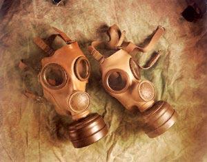 تحقیق تاریخ بمب های شیمیایی
