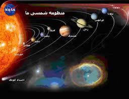 تحقیق پیدایش منظومه شمسی