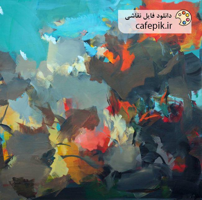 دانلود نقاشی مدرن شماره 304