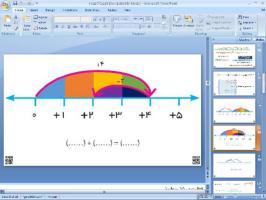 پاورپوینت فصل دوم ریاضی پایه نهم عددهای حقیقی
