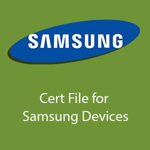 فایل سرت موبایل سامسونگ G900V