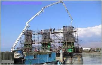 ساخت بتن مناسب در ساختمان های مهم بتنی