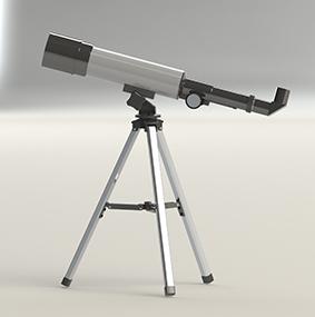 پروژه تلسکوب در سالیدورک