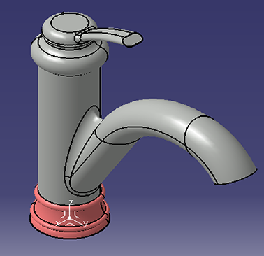 مدل شیر آب اهرمی
