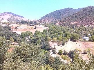 مقاله بررسی ويژگي هاي طبيعي دهستان ييلاقي ارده با تاکید بر مخاطرات طبیعی