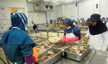گزارش کارآموزی در شرکت تن ماهی رشته علوم و صنایع غذایی