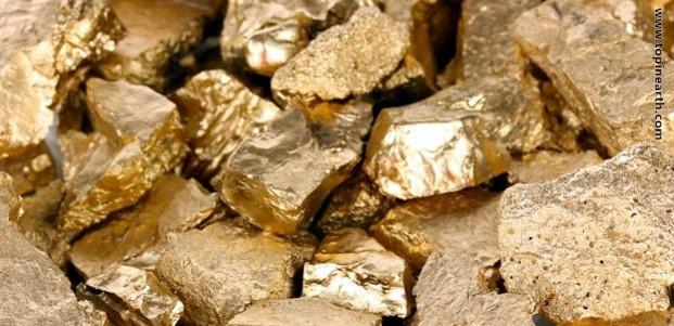روش های ژئوفیزیکی اکتشاف طلا
