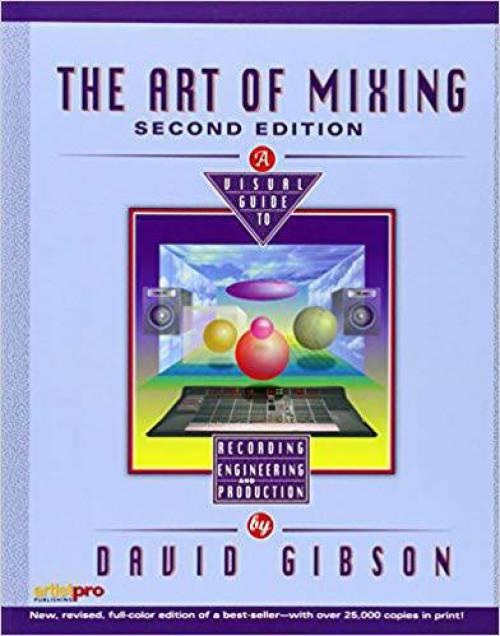 کتاب هنر میکس کردن(انگلیسی)