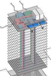 پروژه طراحی سیستم گرمایش برای یک ساختمان مسکونی