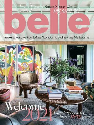 Belle - February/March 2021 (مجله بل-فوریه و مارس 2021)