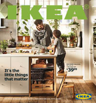 کاتالوگ لوازم خانگی IKEA 2016 |  عکس صفحات با کیفیت بالا